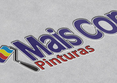 Logotipo Mais Cor
